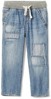 Gap Rip and repair denim pants