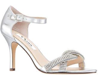 Nina Valency Peep Toe Sandals Women Shoes
