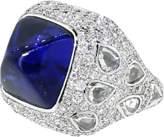 INBAR Sugarloaf Sapphire Ring