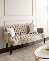 Haute House Rebecca Tufted Sofa