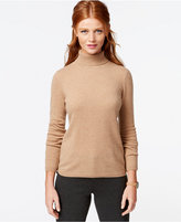 Charter Club Cashmere Turtleneck Sweater, Only at Macy's, 16 Colors Available