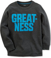 Carter's Graphic-Print Cotton Sweatshirt, Little Boys (4-7) and Big Boys (8-20)