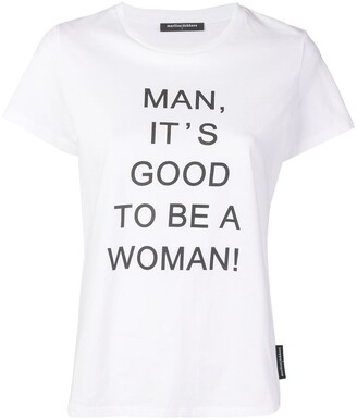 Marlies Dekkers Good to be a Woman T-shirt