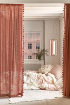 Urban Outfitters Pompom Curtain