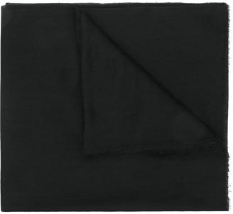 Faliero Sarti twill scarf