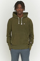 Champion Olive Pullover Hoodie