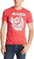 Nintendo Men's So Mario T-Shirt