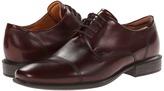 Ecco Cairo Modern Cap Toe Tie Men's Lace Up Cap Toe Shoes