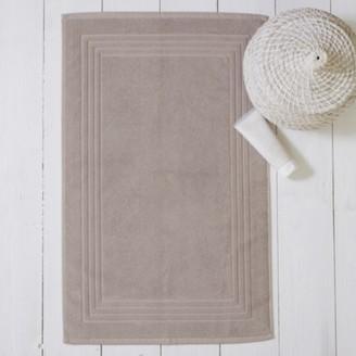 The White Company Egyptian Bath Mat, Smoke, Medium