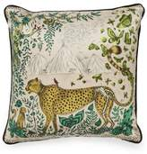 Emma J Shipley Cheetah Cushion