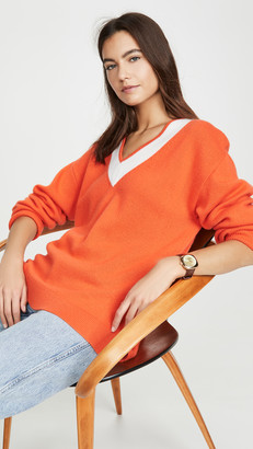 TSE Long Sleeve Cashmere Sweater