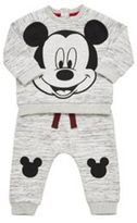 Disney Baby Mickey Mouse Sweatshirt and Joggers Set, Infant Boy's