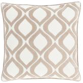 Surya Drop Print Decorative Pillow