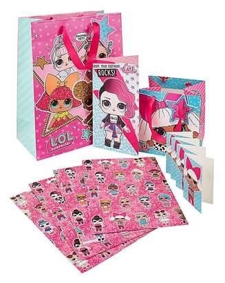 Lol LOL Gift Wrap Bundle
