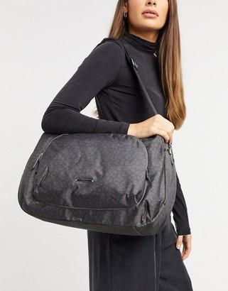 Fiorelli Lulu Bowler Bag in Leopard Print