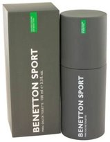 Benetton SPORT cologne by MEN'S EDT SPRAY 3.3 OZ by