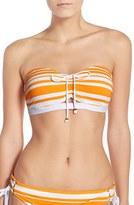 Tommy Bahama Women's 'Sportif' Underwire Bandeau Bikini Top
