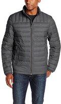 Tommy Hilfiger Men's Lightweight Packable Puffer Jacket