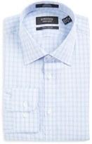 Nordstrom Men's Extra Trim Fit Non-Iron Check Dress Shirt
