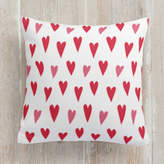 Minted Loved Square Pillow