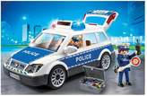 Playmobil Squad Car with Lights and Sound
