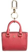 Tory Burch Women's 'Mini Robinson' Bag Charm - Pink