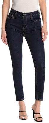 Current/Elliott The High Waist Stiletto Skinny Jeans