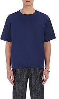 TOMORROWLAND MEN'S DOUBLE-LAYER T-SHIRT-NAVY SIZE M