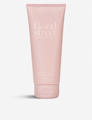 Floral Street Wonderland Peony Body Cream 200ml