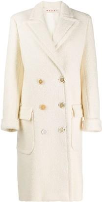Marni Virgin Wool Knit Coat