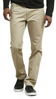Kenneth Cole Reaction Men's Washed Sateen Sup Casual Pant