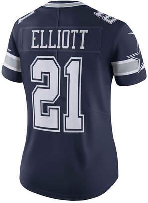 Nike Women Ezekiel Elliott Dallas Cowboys Limited Ii Jersey