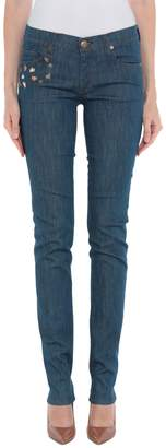 Ermanno Scervino ERMANNO DI Denim pants - Item 42756586RP
