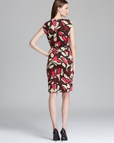 Jones New York Collection Sydney Ponte Dress