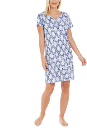 Charter Club Cotton Sleepshirt Nightgown