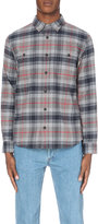 Edwin Labour Brushed-cotton Shirt