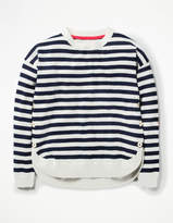Boden Button Detail Sweater