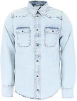 Calvin Klein Denim Western Shirt