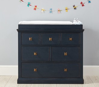 Pottery Barn Kids Charlie Dresser & Topper Set