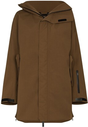 TEMPLA Osta hooded ski jacket