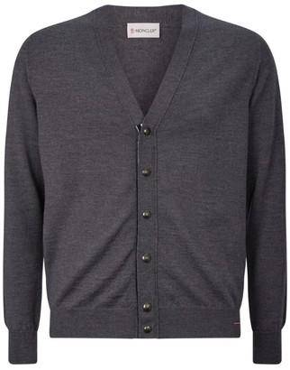 Moncler Wool Cardigan