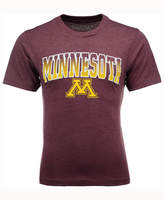 Colosseum Men's Minnesota Golden Gophers Gradient Arch T-Shirt