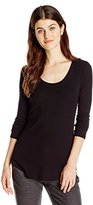 Karen Kane Women's Long Sleeve Tee