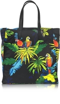 Marc Jacobs Parrot Printed B.Y.O.T Tote