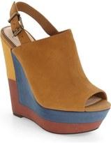 Jessica Simpson 'Radina' Wedge Sandal (Women)