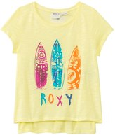Roxy Girls' Boards In the Sand S/S HiLo Tee (7yrs-16yrs) - 8135492