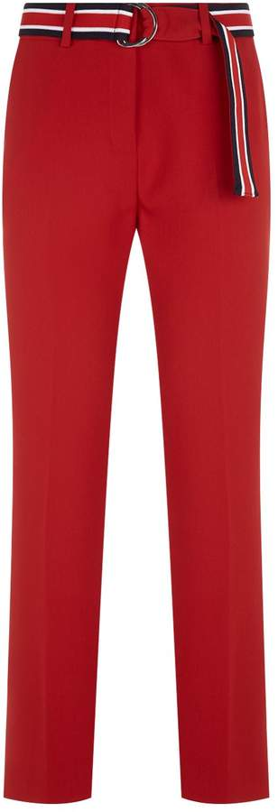Claudie Pierlot Straight Leg Trousers