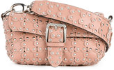 RED Valentino floral stud cross-body bag