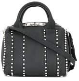 Alexander Wang Women's Black Leather Shoulder Bag.