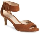 Pelle Moda Women's 'Berlin' Ankle Strap Sandal